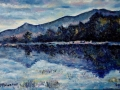 NOW SOLD Bassenthwaite Dawn Reflections