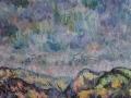 NOW SOLD Ennerdale II 30 x 23 cm Oil on canvas Kevin Weaver