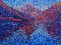 NOW SOLD Lady in Red, Great Gable