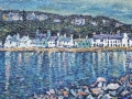 NOW SOLD Port Patrick Harbour Afternoon