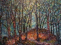 NOW SOLD Autumn Beeches Grasmere 3 x 3 ft