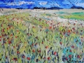 NOW SOLD Norfolk Poppy Field II.