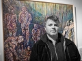 Kevin Weaver War and Peace Exhibition at The Beacon, Whitehaven. Image: Jan Fialkowski