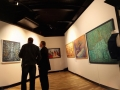 Kevin Weaver War and Peace Exhibition at The Beacon, Whitehaven. Image: Gavin Wilson