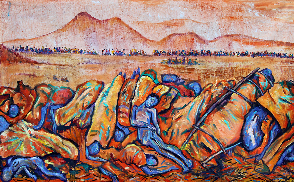 Rwandan Revenge, 1994