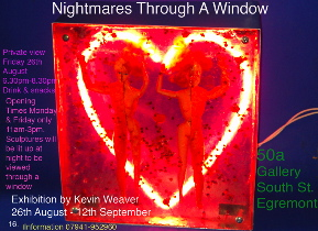 """nightmares through a window kevin weaver"""