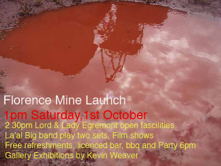 """Florence Mine Launch Kevin Weaver"""