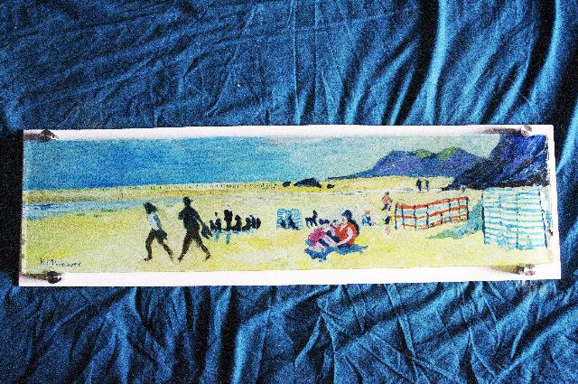 """""""Sandyhiills Beach Melting Pot, Dumfries and Galloway """""""